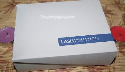 Zaczynam kurację z LashVolution