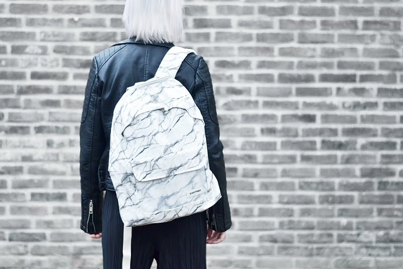 Eastpak, backpack, steep white, marble, marmer, belgian blogger, fashion blogger belgie, mode blogger, rugzak
