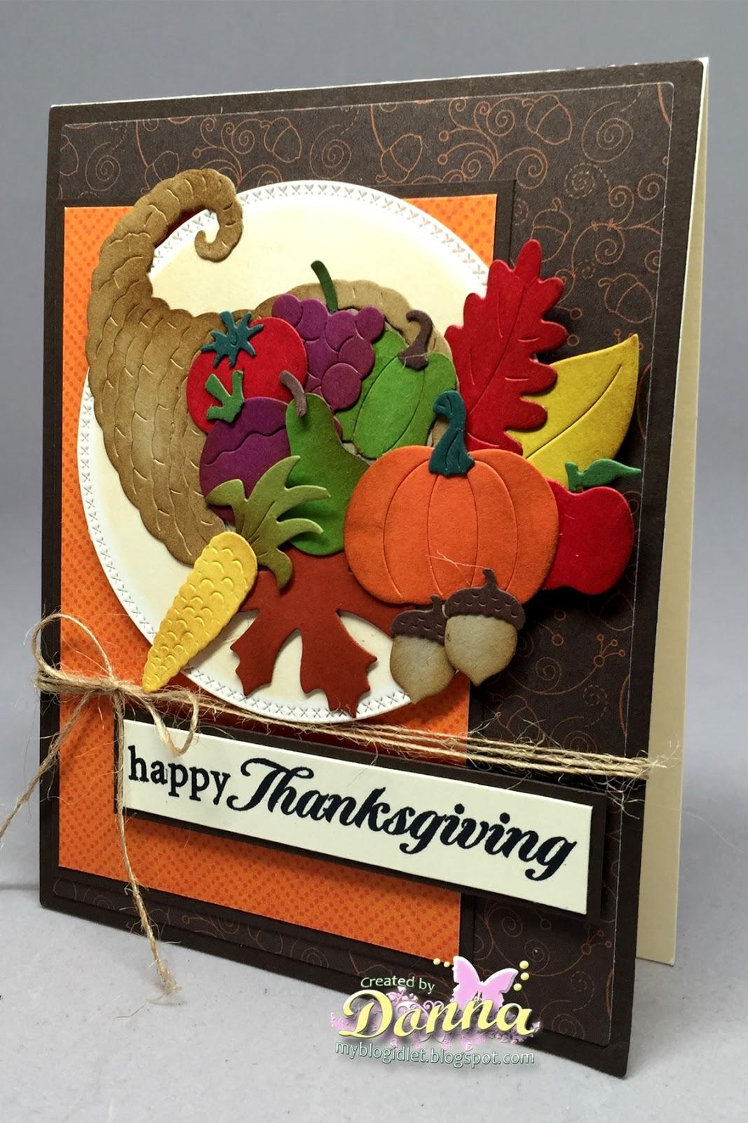 CottageCutz - Happy Thanksgiving