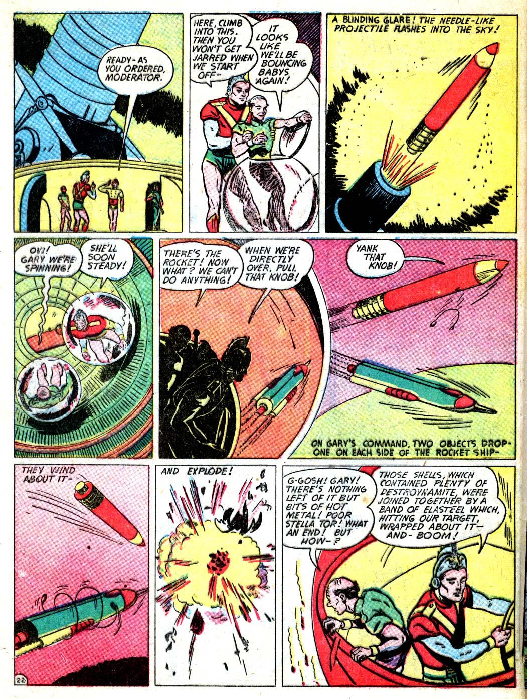 Read online All-American Comics (1939) comic -  Issue #11 - 64