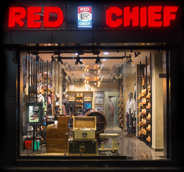 Connoisseurs of Style Red Chief Turns Bigger & Better