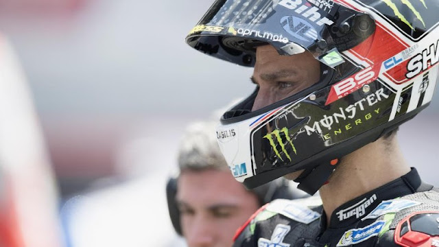 Jelang MotoGP San Marino: Absen di Tes Misano, Zarco Khawatir Gagal Capai Target Finis Lima Besar