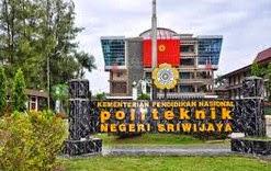 Jadwal Pendaftaran Mahasiswa Baru ( POLSRI ) Politeknik Negeri Sriwijaya Palembang 2017-2018