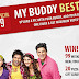 My Buddy Bestest Contest By Pizza Hut Celebrations (India)