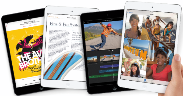 Which iPad is selling better: iPad Mini or iPad Air?