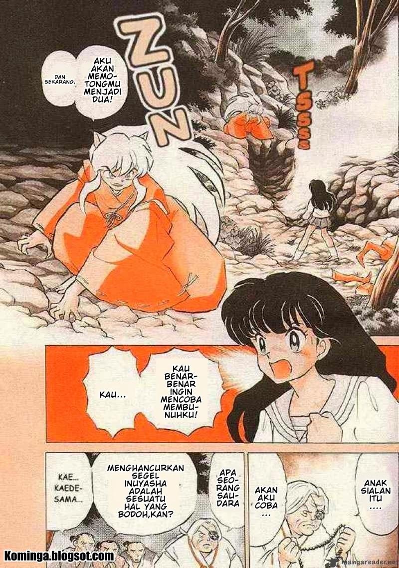 Inuyasha Chapter 3-5
