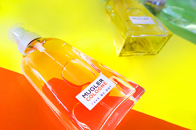 Sara is in Love with… Mugler perfume review Cologne beauty perfume scent blogger Swiss Switzerland rainbow review