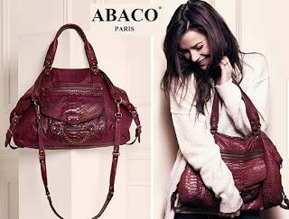 bolso de marca Abaco