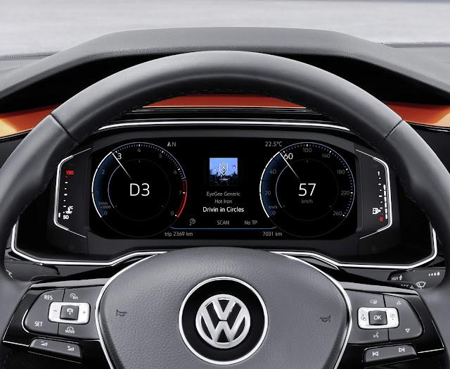 VW Polo 2018 - Active Info Display