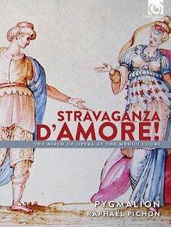 Stravaganza d'Amore! - Raphael Pichon, Pygmalion - Harmonia Mundi