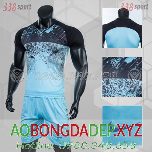 Áo Nike Roter 2019 Màu Xanh Nhạt Đẹp