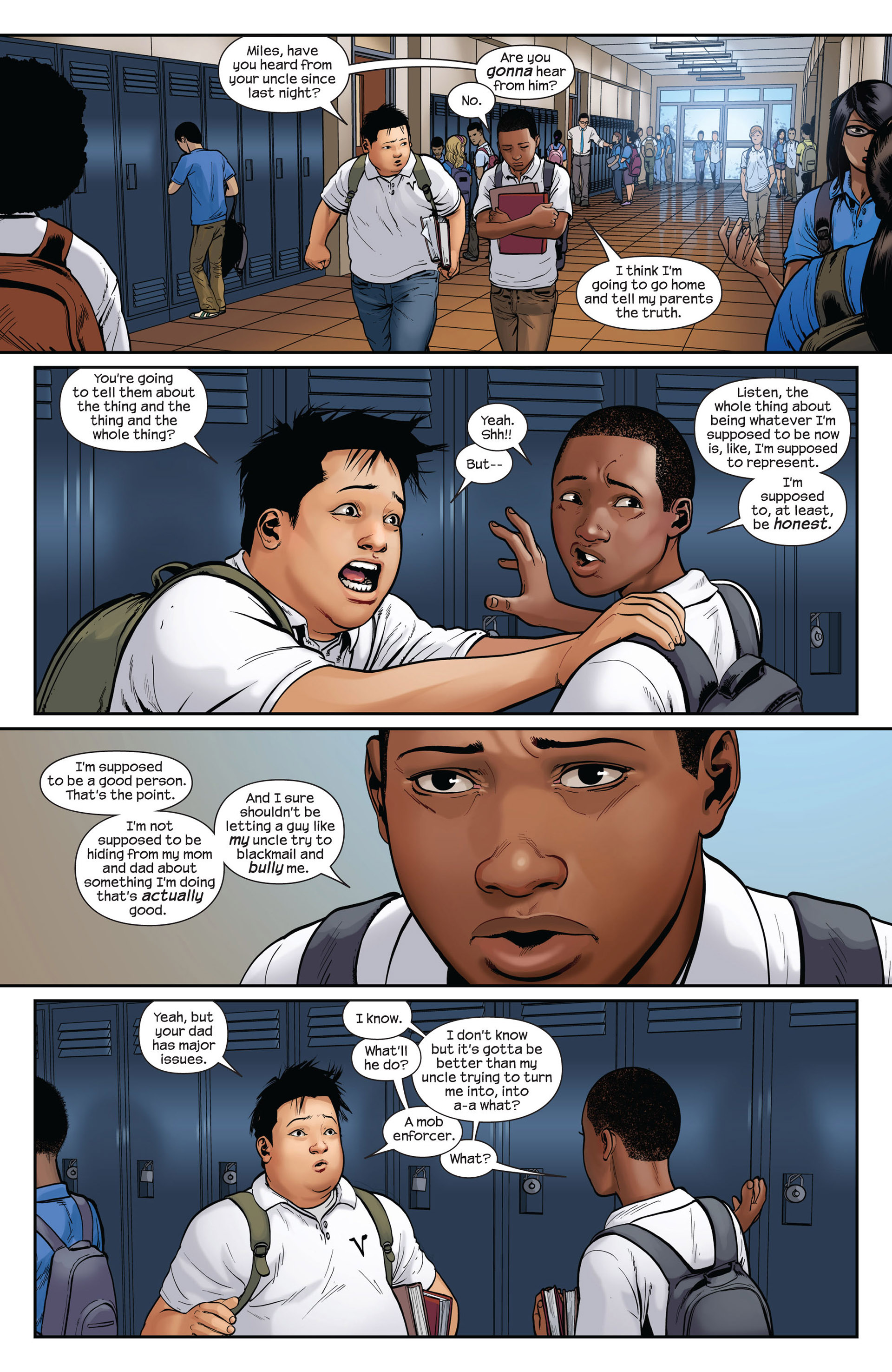 Read online Ultimate Comics Spider-Man (2011) comic -  Issue #12 - 5