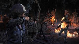 The Walking Dead: The Final Season Episode 3 PS4 Wallpaper