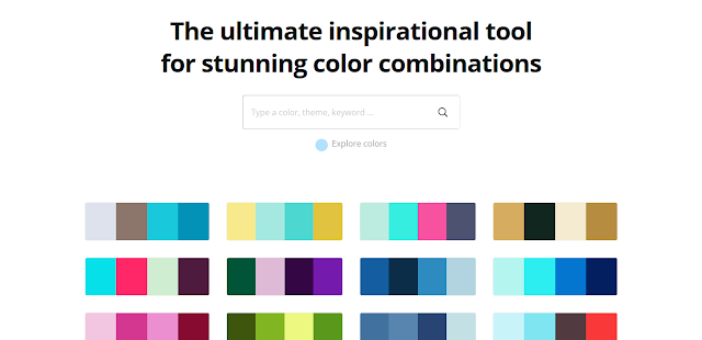 3. Canva - https://www.canva.com/colors/combinations