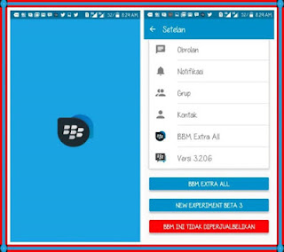 BBM Mod Multi v3.2.0.6 Apk
