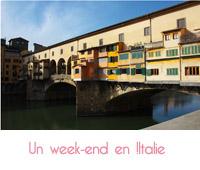un week-end en Italie à petit prix