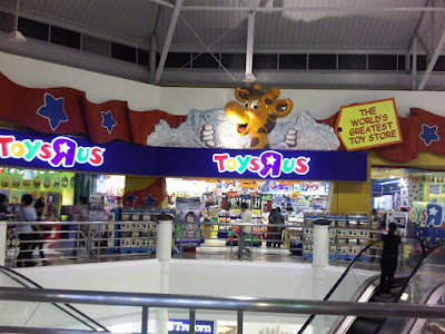 Robinsons Galleria  Where to buy toys