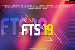 Download FTS 19 Mod V4 New Update Transfer Apk Data Obb