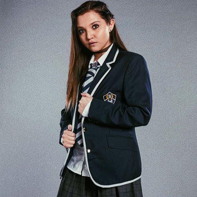 Mia McKenna-Bruce 17