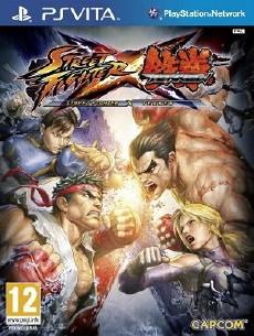 Street Fighter X Tekken PSVITA Oyun İndir [VPK-MaiDump-NoNpDrm