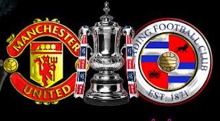 Prediksi Manchester United vs Reading 7 Januari 2017