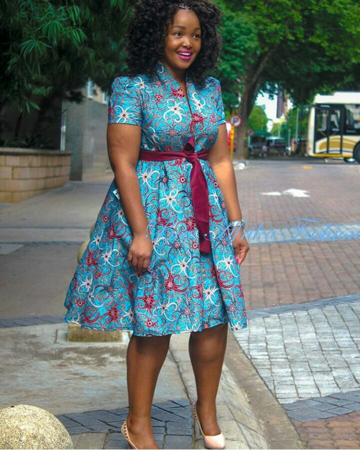 Best Ideas About Kitenge Short Dresses