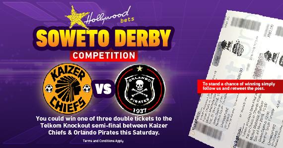 Soweto Derby Twitter Promotion