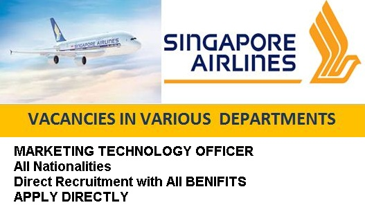 singapore airlines career interview
