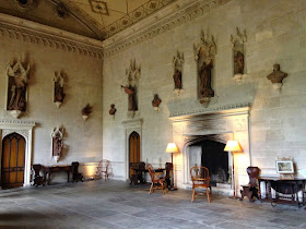 Lacock Abbey Great Hall
