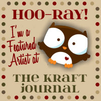 Featured Artist at Kraft Journal