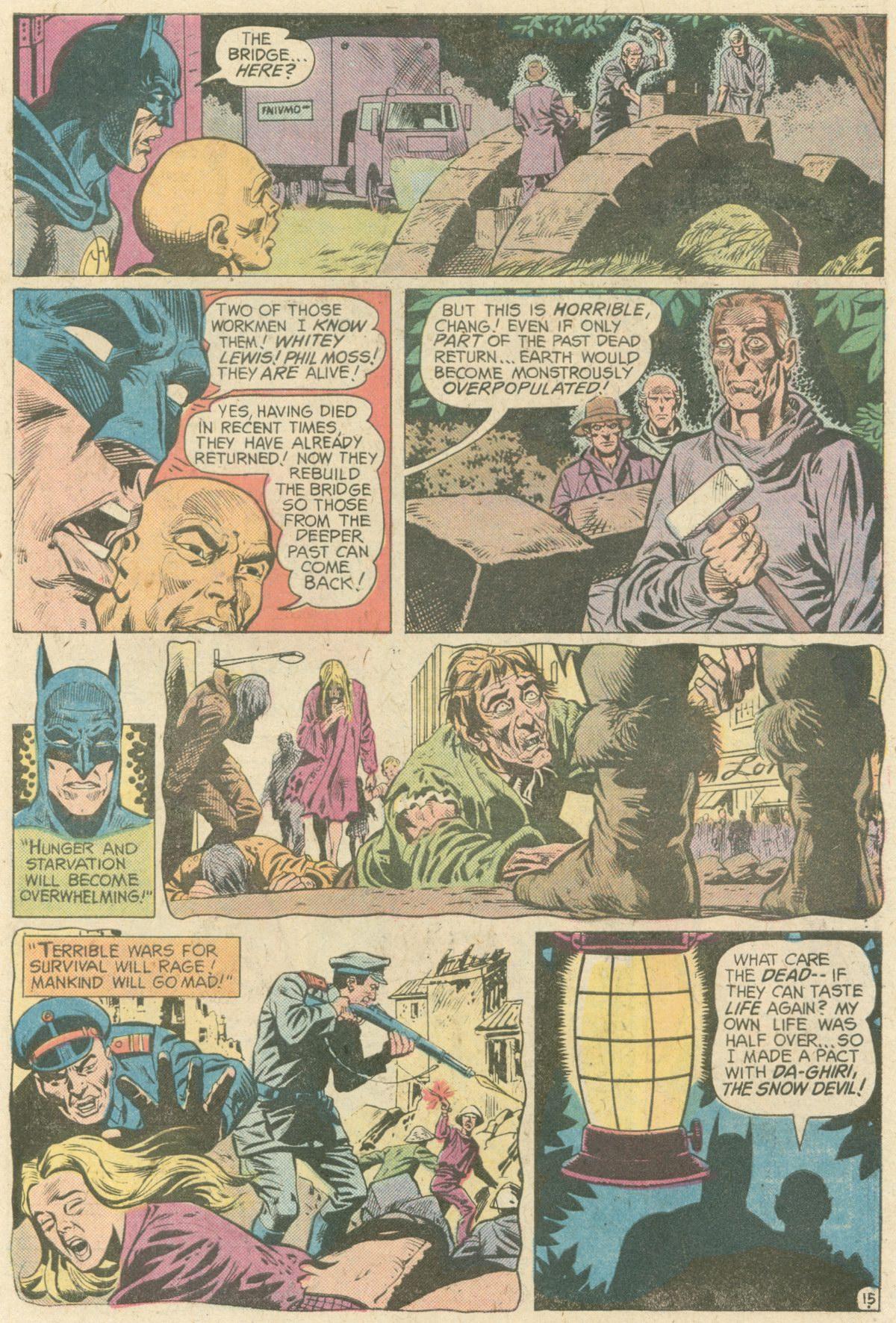 Read online World's Finest Comics comic -  Issue #232 - 27