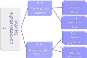 Le Slide illustrative per Il Guardaroba Perfetto per la Propria Forma del Corpo