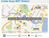 Hotels In Singapore Near Mrt Hotel Dekat Mrt Clark Quay