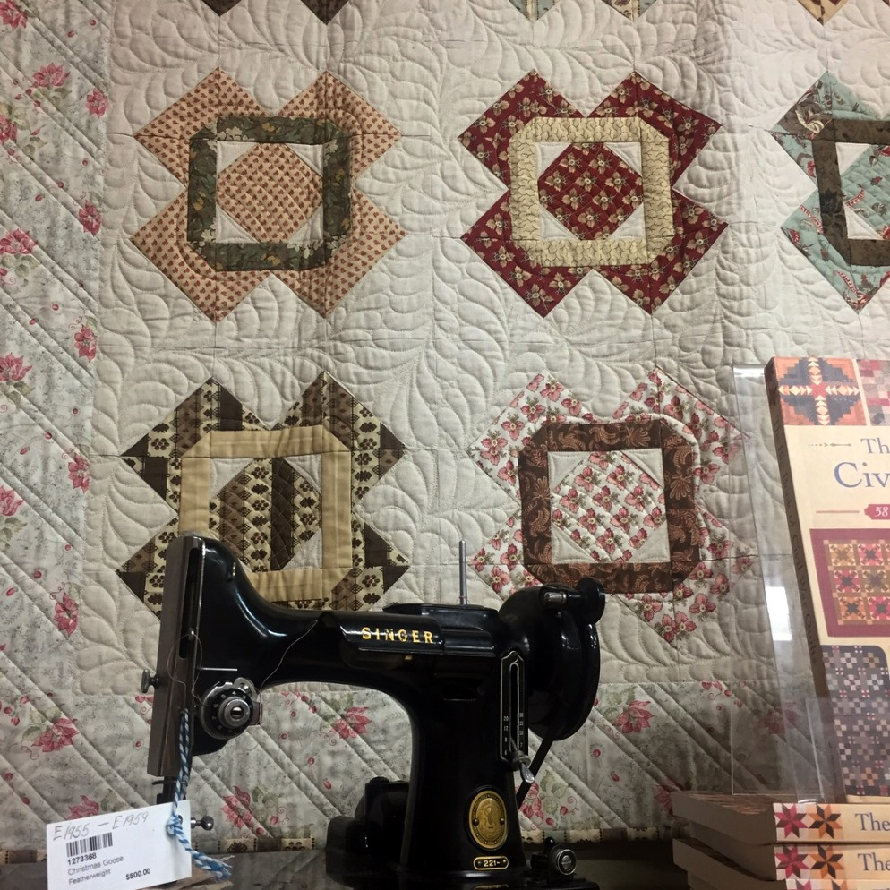 Laugh Yourself Into Stitches The Christmas Goose Quilt Shop Las Vegas