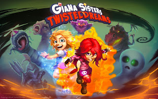 Giana Sisters Twisted Dreams PS3