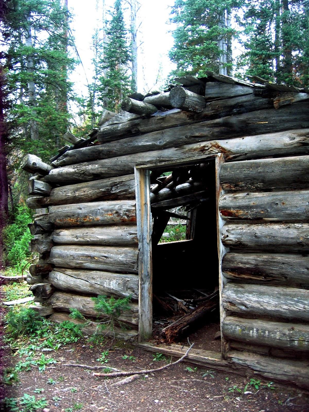 Log Cabin Wood Interior - The 17 Best Log Cabins - Bob Vila  Old Log Cabins Wyoming