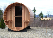 Barrel Saunas!