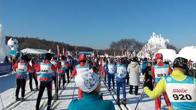Vasaloppet China Kiina Changchun