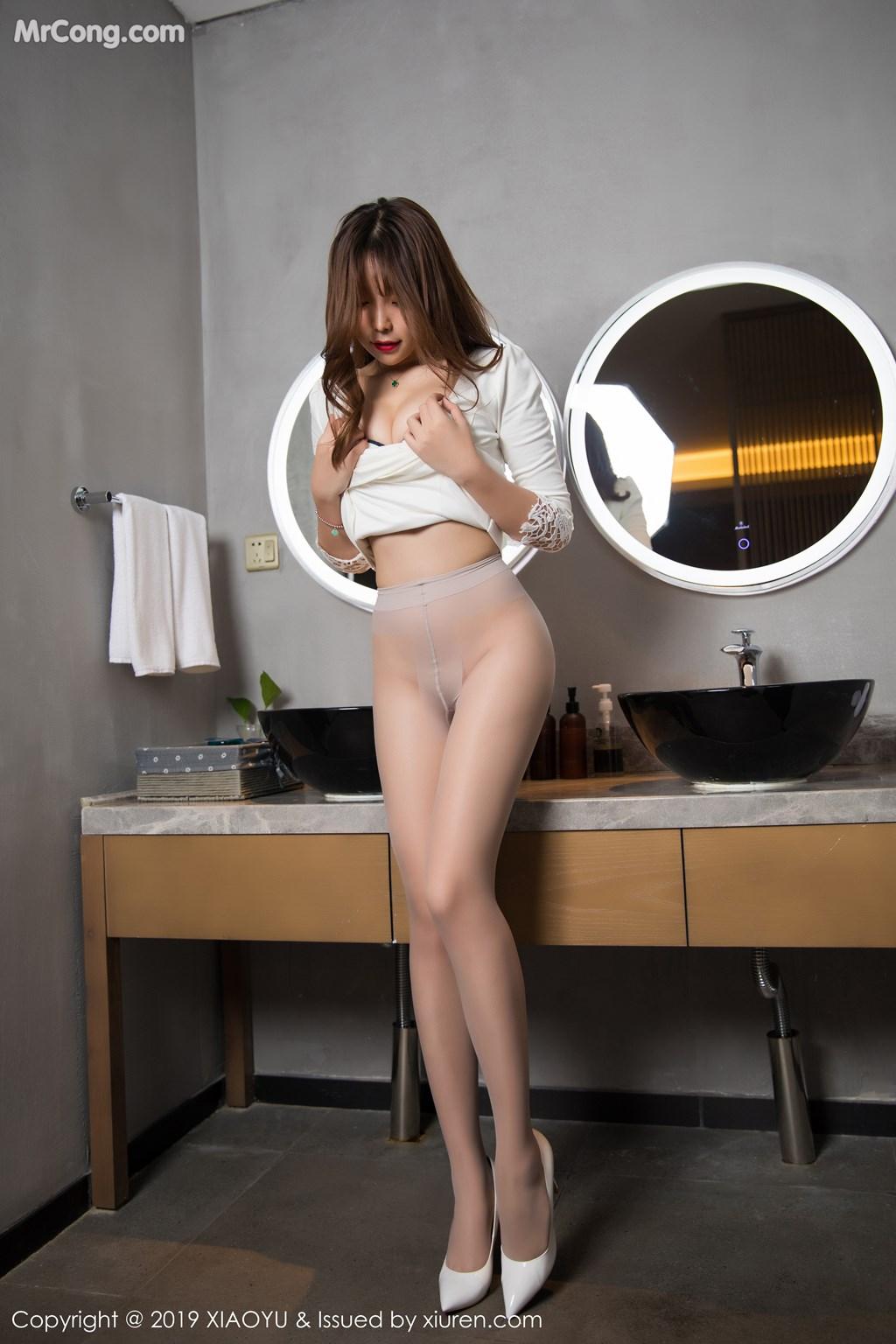 Image XiaoYu-Vol.110-Booty-Zhizhi-MrCong.com-003 in post XiaoYu Vol.110: Booty (芝芝) (74 ảnh)