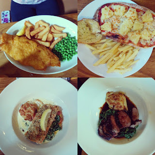 Beefeater Mains #Review