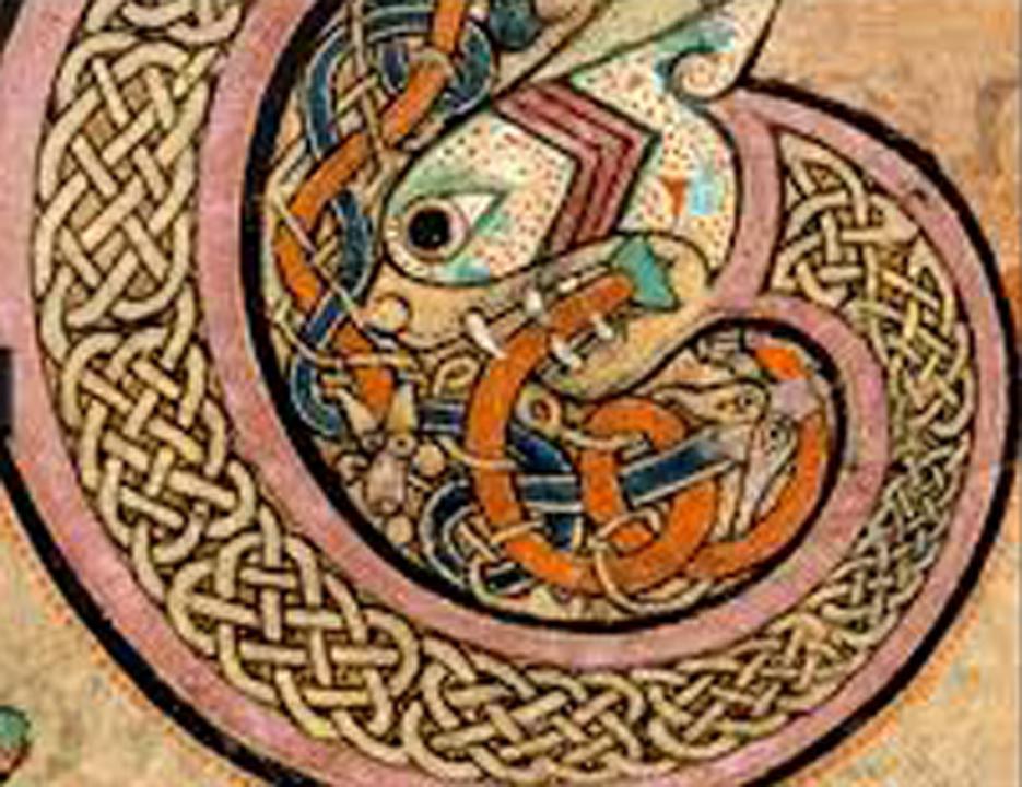 Durham Weaver Celtic Art