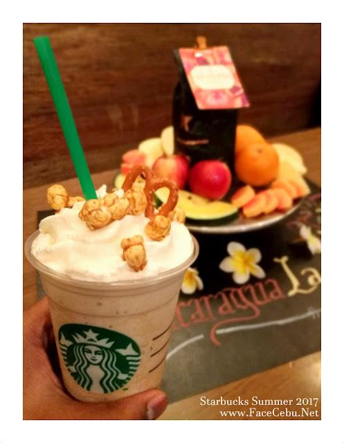 Pop'zel Coffee Frappuccino® Blended Beverage