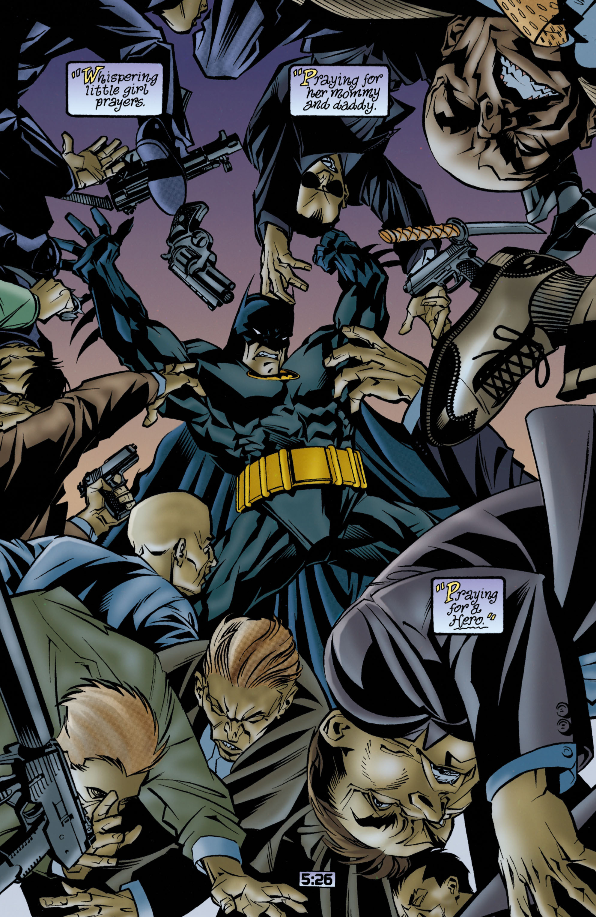 Detective Comics (1937) 726 Page 11