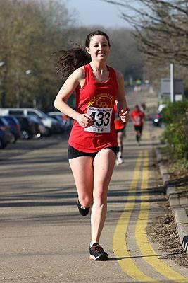 Hillingdon 10km race