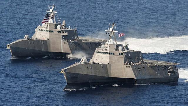 ВМС США приняли на вооружение корабль-невидимку Tulsa