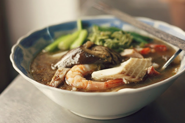 Top 5 market for delicious food in Danang 1