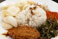 Nasi Gurih Khas Aceh