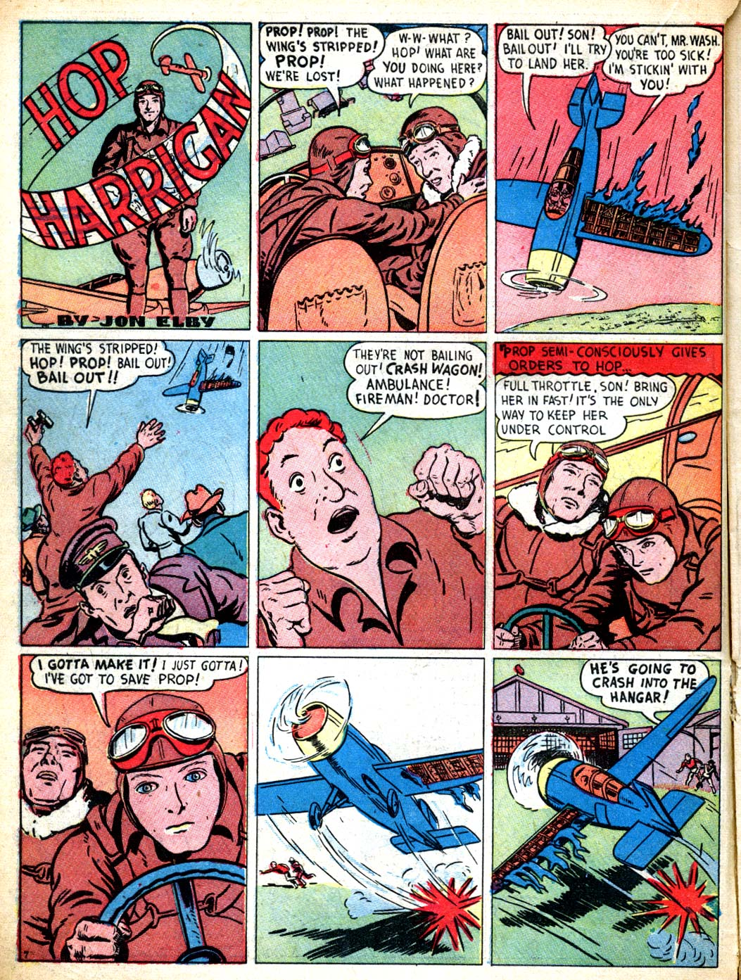 Read online All-American Comics (1939) comic -  Issue #2 - 28