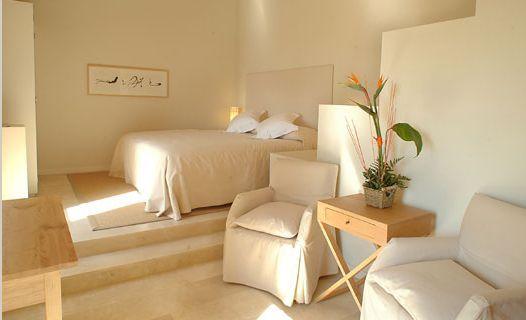 Dormitorios monocromaticos by Pintar un piso de blanco