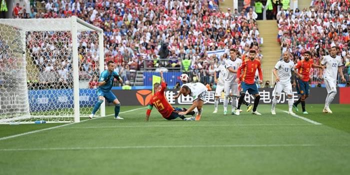 Spanyol vs Rusia - 16 Besar Piala Dunia 2018